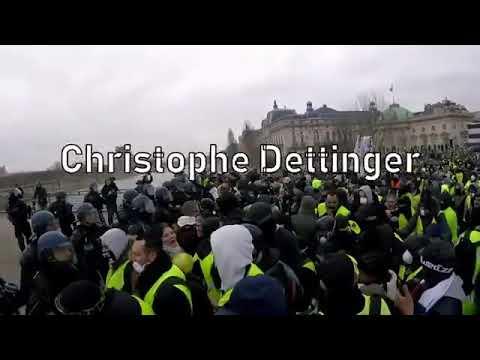 Acte 8 La bataille du pont : ces images contredisent la version des gendarmes