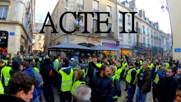 Acte II – Gilets jaunes Dijon