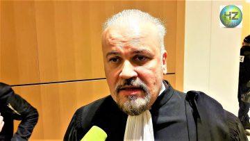 """Affaire Dettinger : """"Je suis triste pour mon pays"""" dit P. de Veulle (avocat de Gwenaelle) – 9/01/2019"""