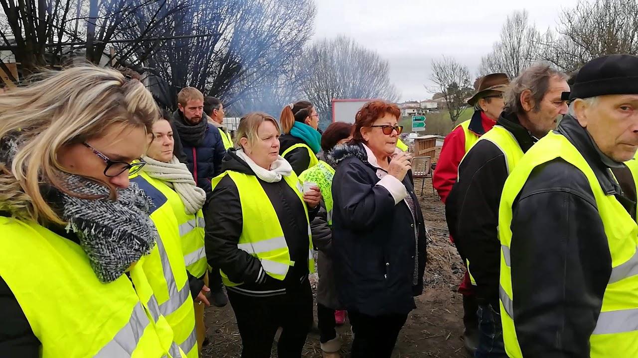 Gilets jaunes à Villeneuve-sur-Lot : Carole réagit au décès d'Olivier