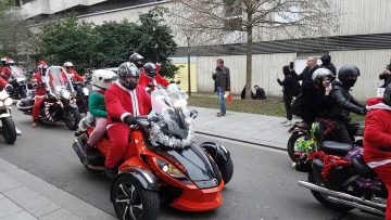 Acte 57 à Nancy : Les Pères Noël arrivent !