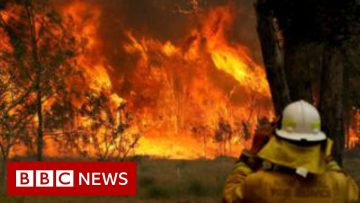 Australia fires: Morrison heckled by bushfire victims – BBC News