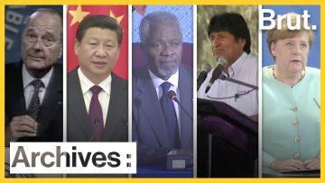 Changement climatique : 30 ans de discours, peu d'actions