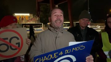Direct de Genève – Manifestation anti 5G