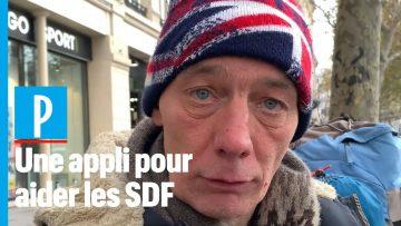 « Entourage » , l'appli qui permet d'aider les SDF