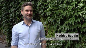 La prospective & l'Institut des Futurs souhaitables