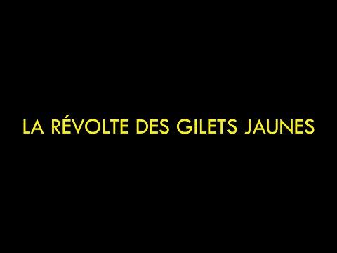 La Révolte des Gilets Jaunes – Un an – le Clip