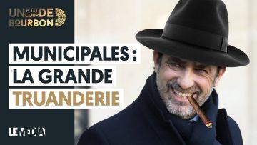 MUNICIPALES : LA GRANDE TRUANDERIE DE CASTANER | LES ACTIONS COUP DE POING INQUIÈTENT LES DÉPUTÉS
