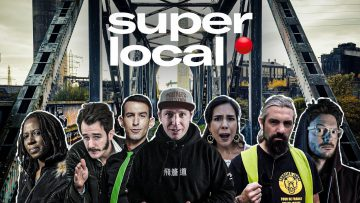 Occupons le Terrain 📌 SuperLocal ft. Max Bird, ETLMSF, Broute et 17 autres !