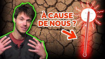 Réchauffement climatique : de notre faute ? – Planet Detox avec DirtyBiology