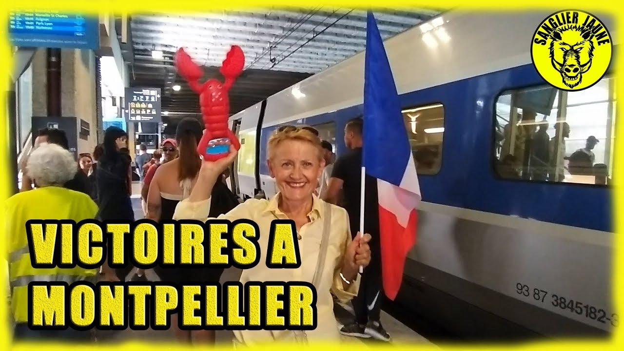 Victoires à Montpellier