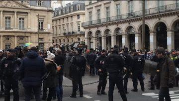 Acte 64 Manif Gilet Jaune Interdite – Paris
