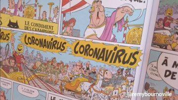 """""""Coronavirus: Le mec il m'a mit la date parce qu'il n'en revenait pas non plus, octobre 2017"""""""