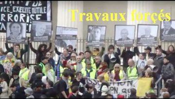 Gilets jaunes Acte 63 Marseille Tribunal
