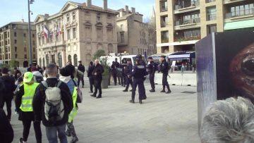 Gilets jaunes Acte 64 Marseille