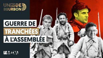GUERRE DE TRANCHÉES À L'ASSEMBLÉE | LA REVANCHE DES GODILLOTS