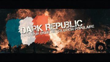 Place de la république prise d'assaut par les CRS lors de l'acte 23 des gilets jaunes