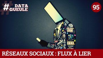 Réseaux sociaux : flux à lier