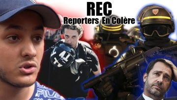 [ZAP] REC – Reporters en Colère – Taha Bouhafs & Taranis News