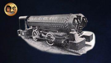 A l'époque, on savait mettre la pression – trains à air comprimé – Techniques anciennes