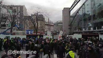 #Acte70 #GiletsJaunes #Paris #Djemadine partie 1