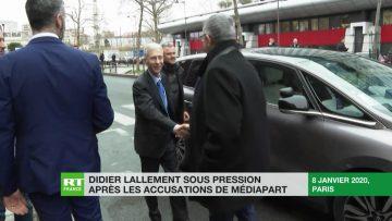 Didier Lallement sous pressions après les accusations de Médiapart