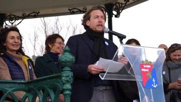 Elections Municipales : Déclaration de la liste citoyenne La Vague Mandréenne !