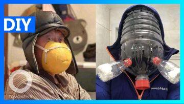 Les masques DIY poussent à la créativité !