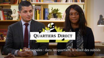 Municipales dans les quartiers: l'engagement des oubliés