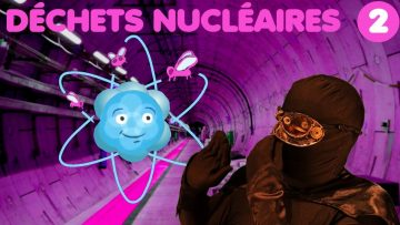 DEFAKATOR : ☢️ Déchets nucléaires durent cent millénaires