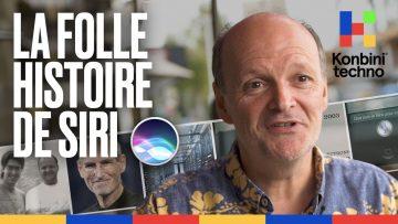 La folle histoire de Siri, l'application créée par un Français qui déteste Apple