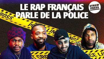 Le rap français parle de la police (FT. DA Uzi, Chily, Mehdi YZ, Bakhaw, Shotas…)
