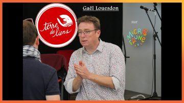 Se nourrir demain et préserver nos terres – Gaël Louesdon pour Terre de liens
