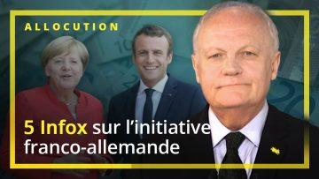 5 infox sur l'initiative franco-allemande de dette européenne
