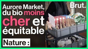 Aurore Market, le magasin en ligne qui veut rendre le bio accessible à tous
