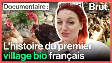 Bienvenue à Correns, le premier village entièrement bio de France