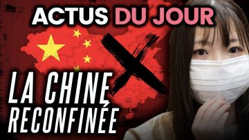 Chine reconfinée, Emmanuel Macron accusé de mensonge, jeunes… Les actus du jour