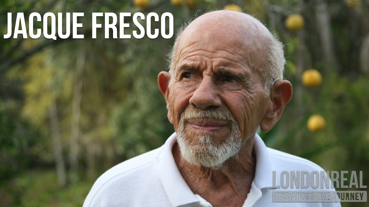 Jacque Fresco – The Venus Project (en anglais)