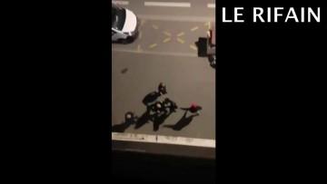 LA POLICE TABASSE ET GAZE DES PASSANT SANS RAISON À LILLE