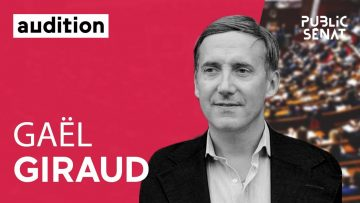 L'audition de Gaël Giraud sur la relance verte au Sénat (13/05)