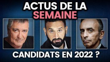 L'Élysée redoute un candidat « surprise », ces pays avec 0 contaminé… 5 actus de la semaine
