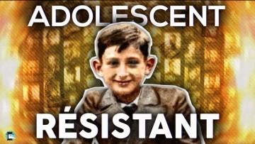 Les adolescents dans la Résistance
