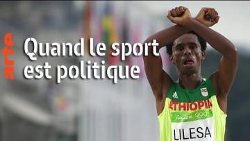 Quand le sport est politique – Le Dessous des Cartes
