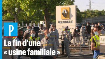 Renault ferme l'usine de Choisy-le-Roi : «Ce n'est pas le maillon faible du groupe»