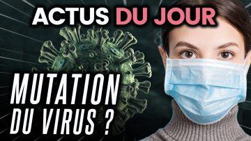Soupçon de mutation du virus, pollution plus élevée qu'avant le confinement, Brésil… Actus du jour