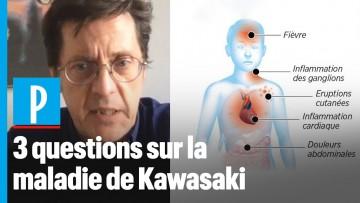 """Syndrome de Kawasaki et Covid-19: """"Une forte fièvre et des problèmes digestifs au premier plan"""""""