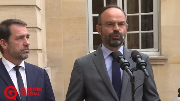 « Allô place Beauvau ? Nous réclamons justice pour Steve »