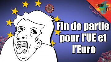 Comment l'UE et l'euro s'effondrent face au Covid !