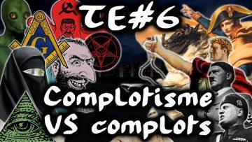 Complotisme VS complots feat. H-Tône