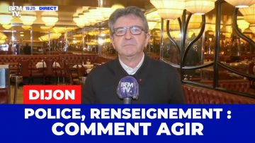 DIJON – Police, renseignement : comment agir
